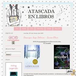 Atascada en libros: Descargar: Saga Delirium - Lauren Oliver