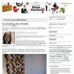 Le Top des blogs maison