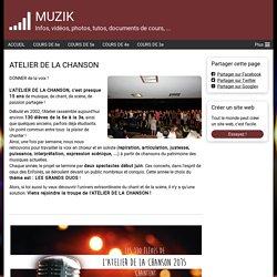 ATELIER CHANSON - muzik67.simplesite.com