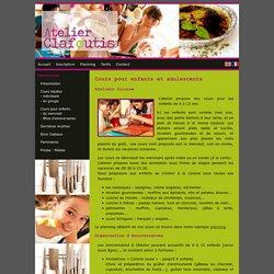 Atelier Clafoutis Cours de Cuisine Enfants