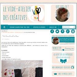 le vide-atelier des créatives» Blog Archive » Un livre d'éveil en tissu