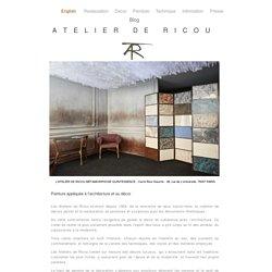 ATELIER DE RICOU