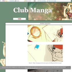 Atelier dessins - Club Manga