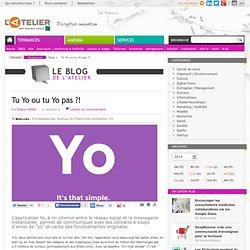 Tu Yo ou tu Yo pas ?!