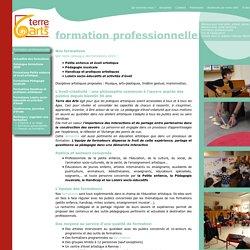 Terre des arts - Atelier d'éveil et d'expression , Rennes
