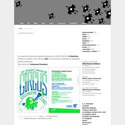 atelier de gravure « Olivier Philipponneau