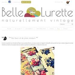 L'atelier Belle Lurette, rénovation de meubles vintage