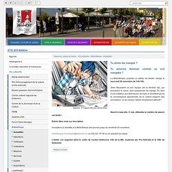 Atelier manga - Ville de Delémont