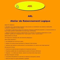 outils ARL, atelier de raisonnement logique
