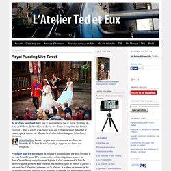L'atelier Ted et Eux: Twitter et Facebook pour les nuls