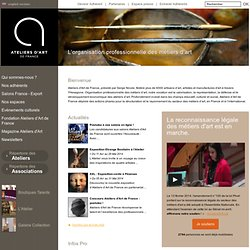 Created-In-France.com : french products in decoration, giftware, art work and craftsmanship skills