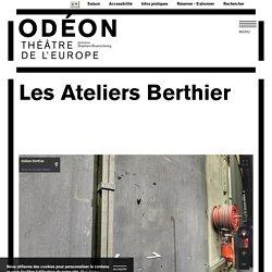 Les Ateliers Berthier - Odéon-Théâtre de l'Europe
