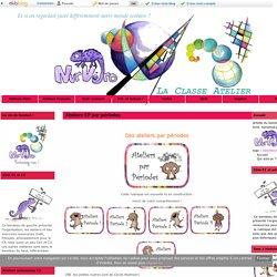 Ateliers CP par périodes - Nurvero