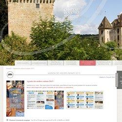 Château de Couches - Bourgogne du Sud : Château de Couches – Bourgogne du Sud