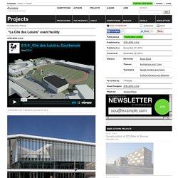 """ATELIERS 2/3/4/ — """"La Cité des Loisirs"""" event facility - Divisare by Europaconcorsi"""
