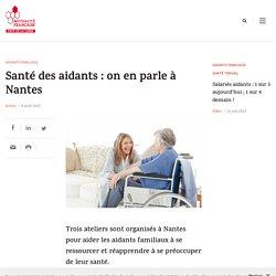 Des ateliers gratuits organisés pour les aidants à Nantes