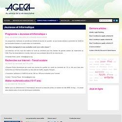 Ateliers informatiques pour les jeunes dans le 11e à Paris