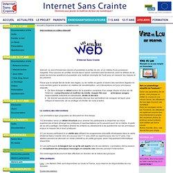 Les ateliers web