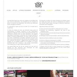 ATELIERS PLC - Plan Libre Créations