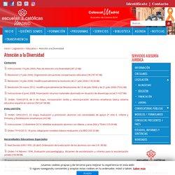 Atención a la Diversidad - Escuelas Católicas de Madrid