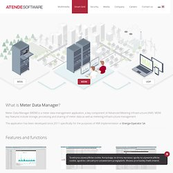 Atende Software - MDM