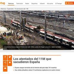 Los atentados del 11M que sacudieron España