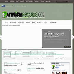 Atheism Resource
