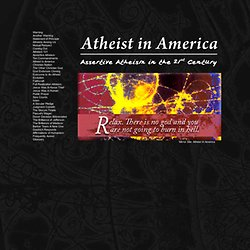 Atheist in America - Assertive Atheism in the 21st Century