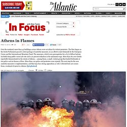 Athens in Flames - In Focus