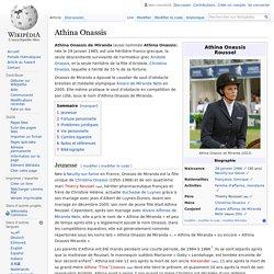 Athina Onassis