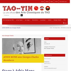 ATHIS MONS avec Georges Charles - TAO-YIN