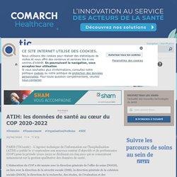 ATIH: les données de santé au cœur du COP2020-2022