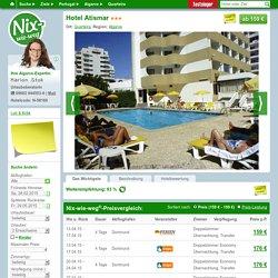 Hotel Atismar in Algarve buchen: Mit Preisvergleich günstig Last Minute reisen!