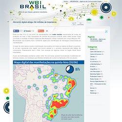 Ativismo digital atingiu 94 milhões de brasileiros