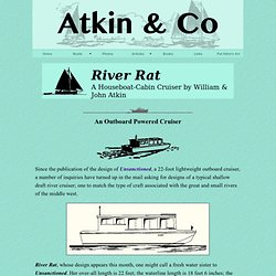 Atkin & Co. - River Rat