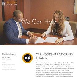 Car Wreck Lawyer Atlanta GA — The Spencer Law Firm