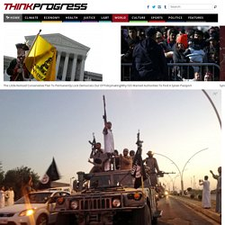 What The Atlantic Left Out About ISIS According To Their Own Expert