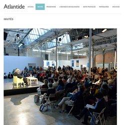 Atlantide – Festival des littératures de Nantes