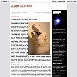 L'Atlantide de Platon était bien la Crète