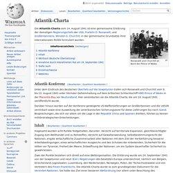 Atlantik-Charta