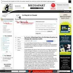 La Loire-Atlantique hors-la-loi dans la prise en charge des mineurs isolés