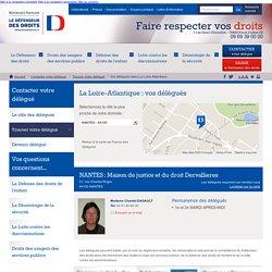La Loire-Atlantique : vos délégués