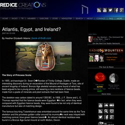 Atlantis, Egypt, and Ireland?