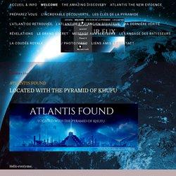 Atlantis - Site du livre - Pour Eux v1.618 -