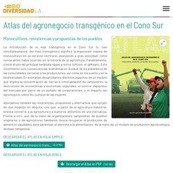 Atlas del agronegocio transgénico en el Cono Sur