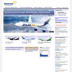 Atlas Air Worldwide Holdings