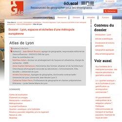 Atlas de Lyon