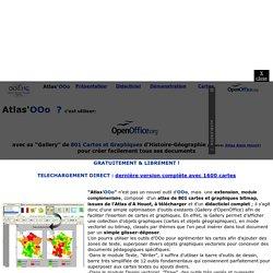 Atlas Hist'OOo & Géo'OOo