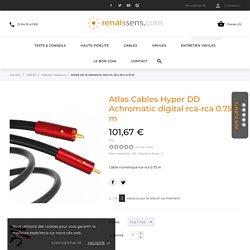Atlas Hyper DD Achromatic digital rca-rca 0.75 m