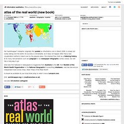 atlas of the real world (new book)